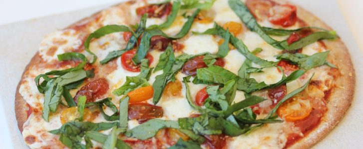 Gluten-Free Margherita Pizza Recipe