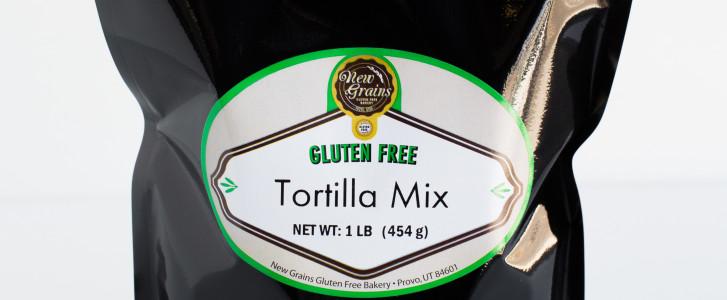 Gluten-Free Tortilla Taco Recipe