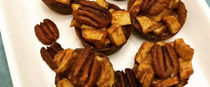 Mini Gluten Free Apple Pies